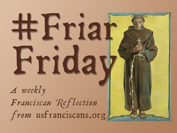 #FriarFriday — With Hearts That Have Grown by Three