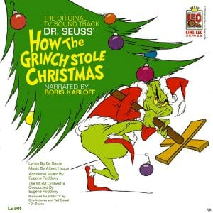 [How the Grinch Stole Christmas]