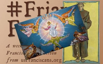 #FriarFriday – YOU be Jesus!