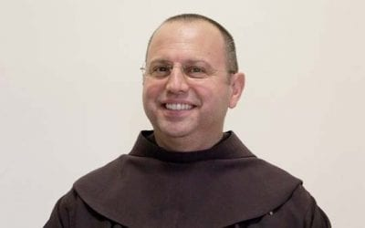 Br. Giovanni Rinaldi OFM is Secretary General of the Order