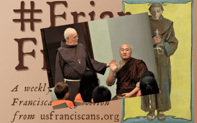 #FriarFriday – Mormons and Buddhists and Friars—Oh My!