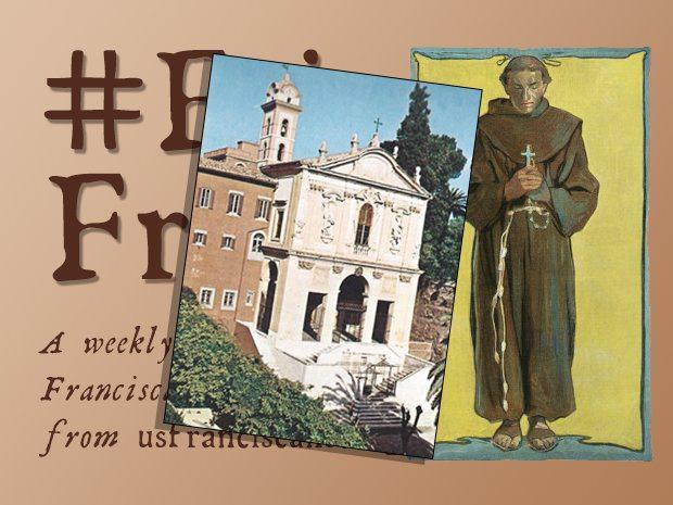 #FriarFriday – Frate Venerdì