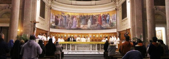 130th Anniversary of the Antonianum Basilica and Pontifical University