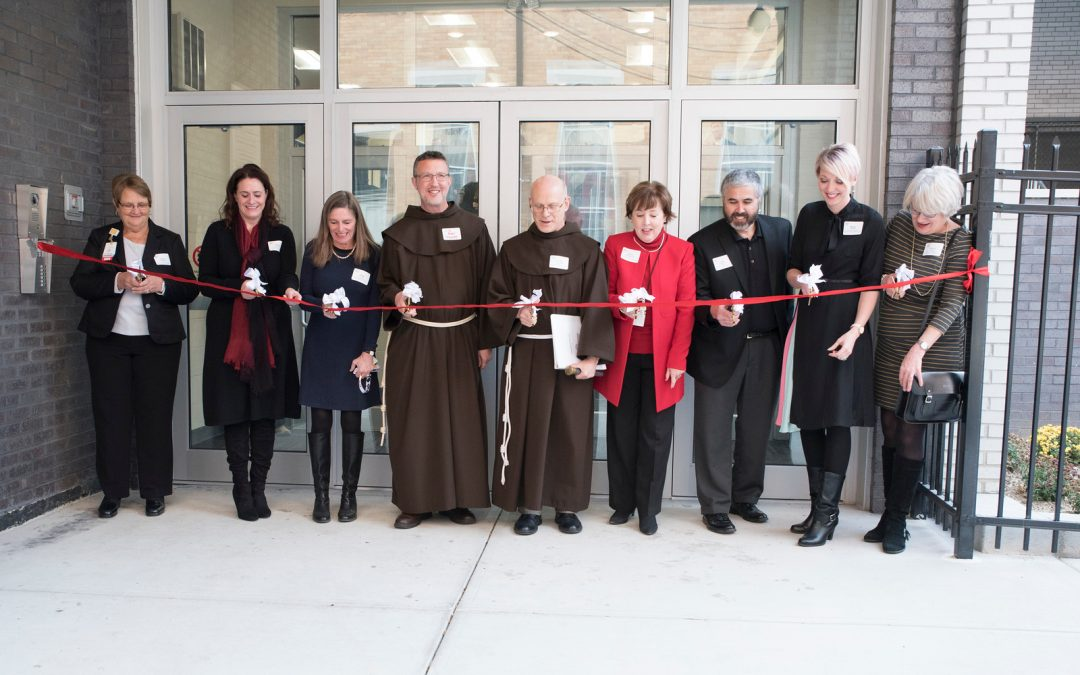 St. Anthony Center Dedicated to Caring for the Homeless