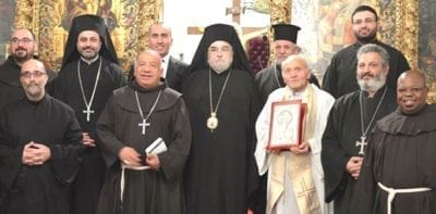 2018 Celebration of the Week of Christian Unity in Istanbul