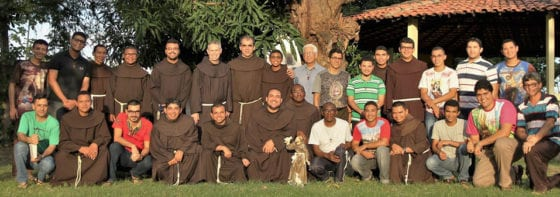 Visit to the Province of the Assumption of the BVM, Brazil