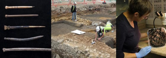 Medieval Franciscan Friary rediscovered in Oxford