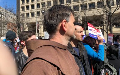Franciscans March for Our Lives