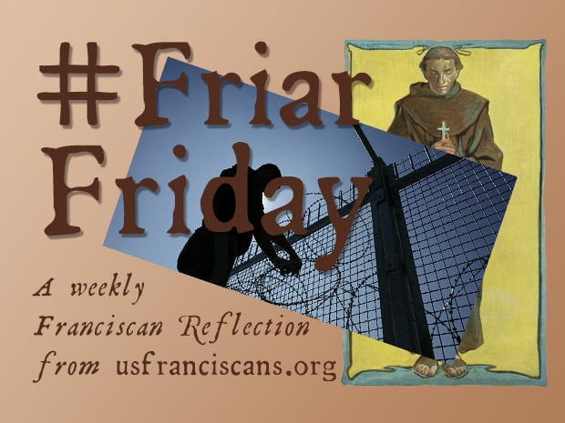 #FriarFriday – Borders