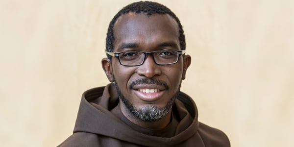 Friar to Make Solemn Vows