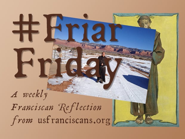 #FriarFriday – Missionary Work Among the Navajos