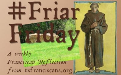 #FriarFriday – Those Most in Need of Mercy