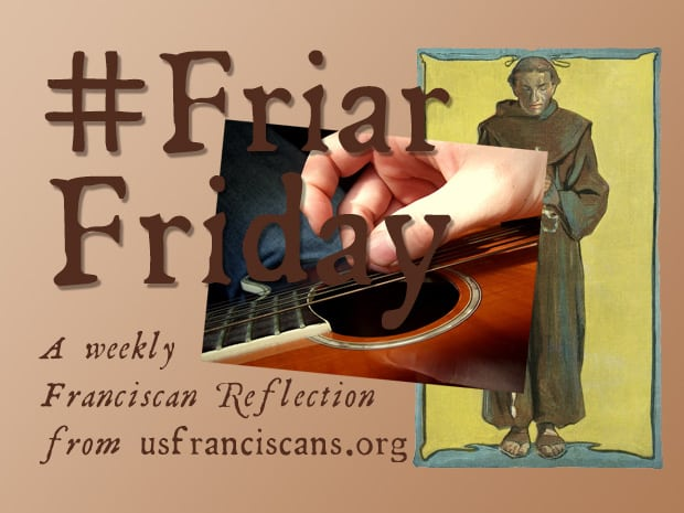 #FriarFriday – the novices