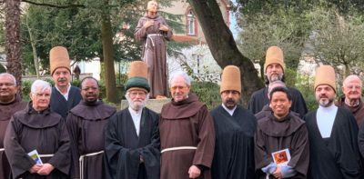 The Istanbul Fraternity celebrates Damietta in France