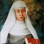 Venerable Maria Hueber, Foundress of the Tertiary Sisters of Saint Francis of Brixen