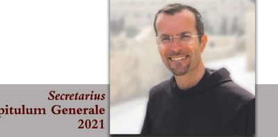 Br. Sergio Galdi d'Aragona OFM, Secretary for the 2021 General Chapter