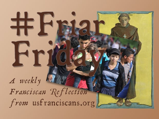 #FriarFriday – Refugees vs. Migrants