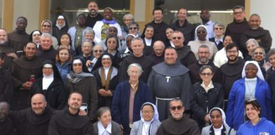 Chapter of the Mats of the Franciscan Family in Morocco