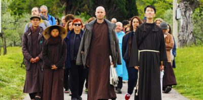 Encounter and Dialogue in the Footsteps of St. Francis: A Buddhist Pilgrimage to Assisi