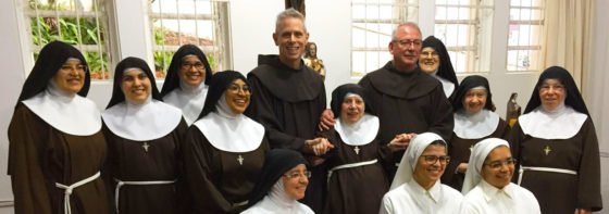 Fraternal visit to the Province of St. Francis of Assisi – Brazil