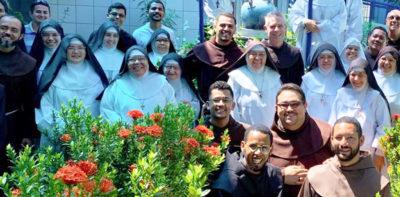 Fraternal visit to the Province of Saint Anthony – Brazil
