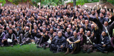 V Under Ten Chapter: A final message to all friars – The Taizé declaration on dialogue