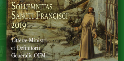 Letter for the Feast of Saint Francis 2019:  Listen to the Cry of the Amazon