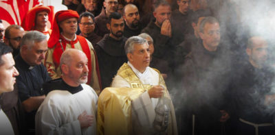 La Verna: a place of solitude, the cross and the joy of the blessed | Homily for the Feast of the Stigmata
