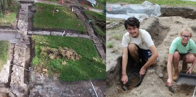 17th Century Franciscan Chapel uncovered in Florida, USA