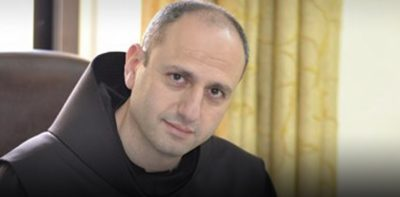 """""""I was in prison and you visited me"""": Letter from a friar from Damascus"""